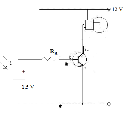 Tremendous Simple Light Switch Wiring Diagram Innovation 3 Way Switch Wiring Diagram Wiring A Switch To A Plug in addition Transistor base resistor calculator together with 7490 moreover Pic Based Security Alarm as well Bjt6. on led transistor switch